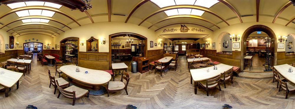Panorama Brauerei zum Schiffchen - Schifferstube